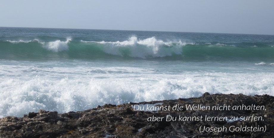 Wellen-mit-zitat